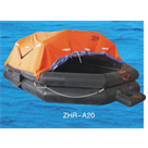 Throw Over SOLAS Approved inflatable liferafts