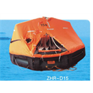 ADEC Davit Launched inflatable liferafts
