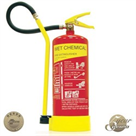 Jactone Wet Chemical Fire Extinguisher