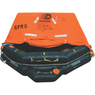 Duarry Liferafts - Throw-Over - Cylindrical GRP
