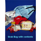 Code of Practice Liferaft Grab Bags