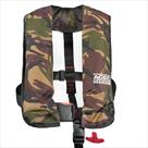 Camouflage Inflatable Lifejacket