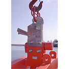 Release Hook for Rescue Boats