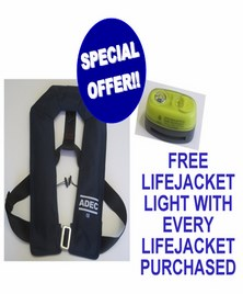 Special Offer on Lifejackets