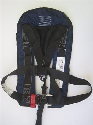 ADEC Hydrostatic Lifejacket Rear