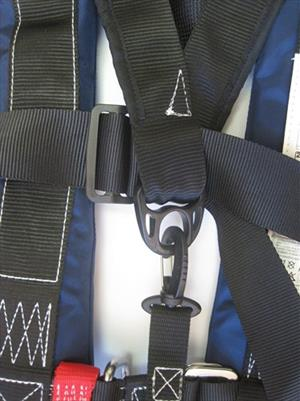 ADEC HRU 300N Lifejacket Buckle