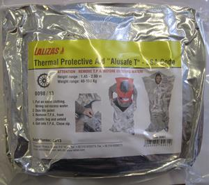 Thermal Protective Aid (lal)