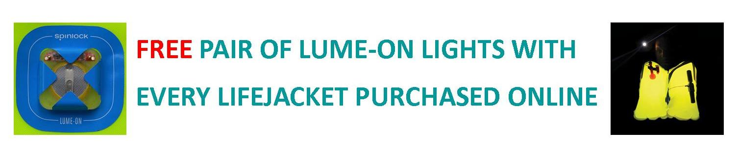 Free Lifejacket Light