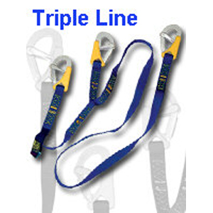 Triple Hook Safety Line