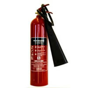 ENGINE COMPARTMENT CO2 FIRE EXTINGUISHERS