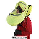 Spray Hood for Lifejackets