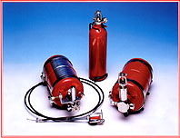 Boat Engine Compartment Fire Extinguishers