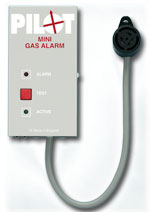 Pilot Gas Alarms