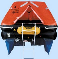 ISO 9650 Inflatable Liferaft