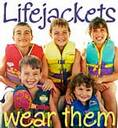 Lifejackets Wear Them