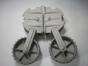 Dinghy Wheels