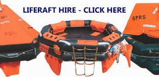 Liferaft Hire from ADEC Marine