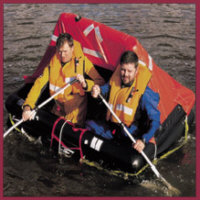 Leisure Liferaft Hire