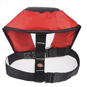 ADEC Child Premium Lifejacket Rear.mn