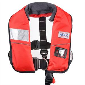 ADEC Child Premium Lifejacket Front.mn