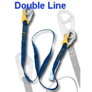 Double Hook Safety Line 2