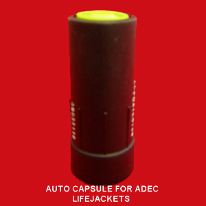 Auto Capsule for ADEC Lifejackets