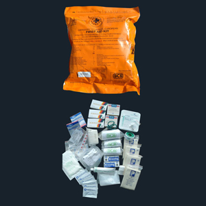Category C First Aid Kit Contents