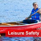 Marine Leisure Safety Banner
