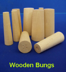 Wooden Bungs